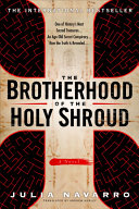 The Brotherhood of the Holy Shroud International Bestseller That Mixes Fact And Fiction To