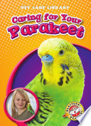 Book Caring for Your Parakeet