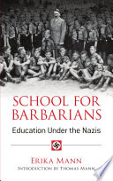 School for Barbarians