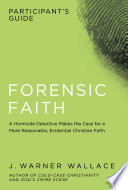 Forensic Faith Participant s Guide