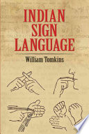 illustration Indian Sign Language