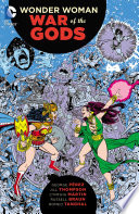 Wonder Woman  War of the Gods