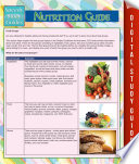 Nutrition Guide Speedy Study Guide