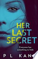 Her Last Secret Book PDF