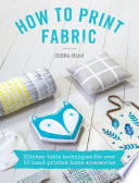 How to Print Fabric