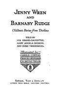 Jenny Wren and Barnaby Rudge