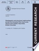 Geological Survey of Canada, Current Research (Online) no. 2004-A3
