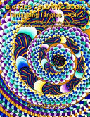 Big Kids Coloring Book  Tantalizing Tangles   Volume Two