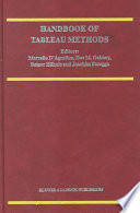 Handbook of Tableau Methods