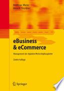 eBusiness   eCommerce