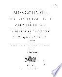 Mondcharte in 25 sectionen und 2 erläuterungstafeln