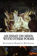 An Essay on Mind, with Other Poems