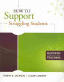 How to Support Struggling Students Book PDF
