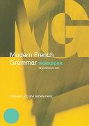 Modern French Grammar Workbook