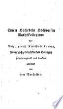 Kirchengeschichte der Stadt Lauban von der Mitte des zehnten Jahrhunderts an bis ... 1817