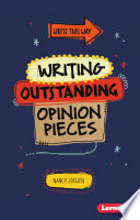 Writing Outstanding Opinion Pieces