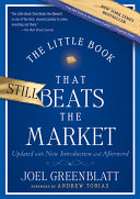 download ebook the little book that still beats the market pdf epub