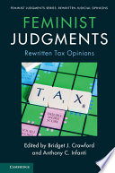Feminist Judgments  Rewritten Tax Opinions