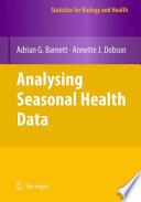 Analysing Seasonal Health Data