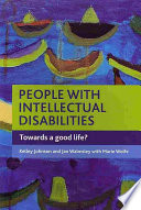 People with Intellectual Disabilities Book Explores The Current Values Underpinning