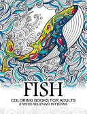 Fish Coloring Books for Adults