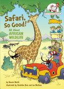 Safari, So Good! Book