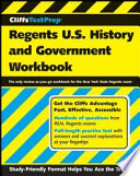 Cliffstestprep Regents U S History And Government Workbook