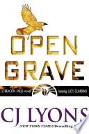 Open Grave  A Beacon Falls Novel  featuring Lucy Guardino
