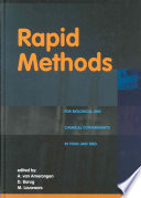 Rapid Methods for Biological and Chemical Contaminants in Food and Feed