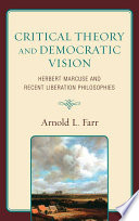 Critical Theory and Democratic Vision