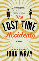 The Lost Time Accidents-book cover