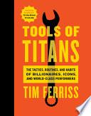 Tools of Titans Book PDF