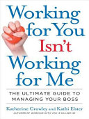 Working For You Isn T Working For Me