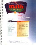 Houghton Mifflin Math Central