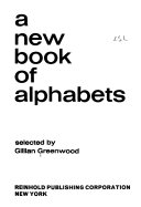 A New Book of Alphabets