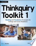 Thinkquiry Toolkit 1 Across The Content Areas As Mandated By