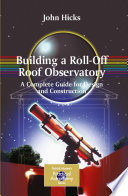 Building a Roll Off Roof Observatory