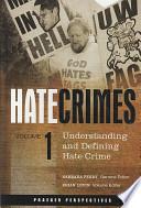 Hate Crimes  5 Volumes