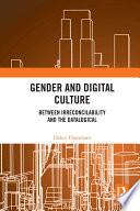 Gender and Digital Culture