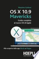 OS X 10 9 Mavericks