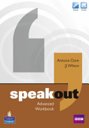 Speakout Advanced Workbook Without Key for Pack