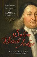 download ebook salem witch judge pdf epub