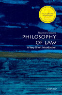 Philosophy of Law: A Very Short Introduction