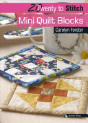 20 to Stitch  Mini Quilt Blocks