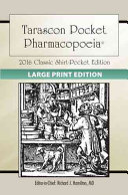 Tarascon Pocket Pharmacopoeia 2016