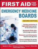 First Aid for the Emergency Medicine Boards 2 E