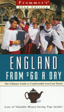 Frommer s England from  60 a Day