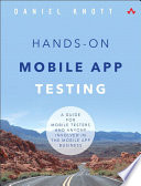 Hands On Mobile App Testing