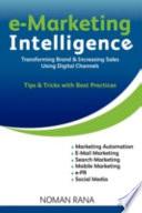 E marketing Intelligence