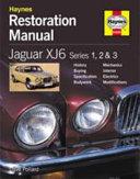 Jaguar XJ6 Series 1  2 and 3